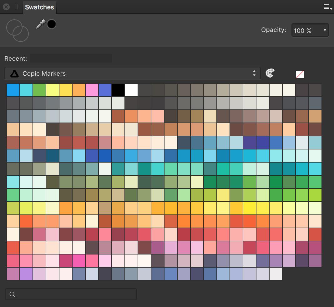 Affinity Designer resources | Glyfz