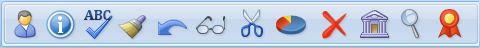 Example Glyfz Office 2010 Ribbon Bar Icons